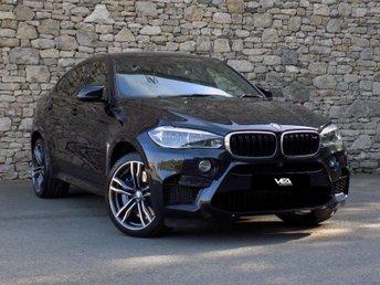 2018 BMW X6 4.4 M 4d 568 BHP £48000.00