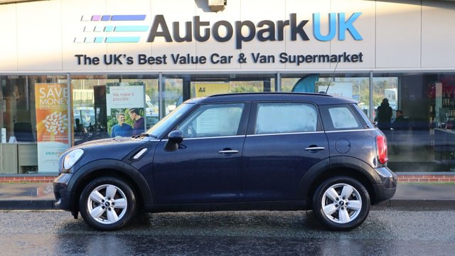 USED 2015 M MINI COUNTRYMAN 1.6 COOPER D 5d 112 BHP . LOW DEPOSIT OR NO DEPOSIT FINANCE AVAILABLE . COMES USABILITY INSPECTED WITH 30 DAYS USABILITY WARRANTY + LOW COST 12 MONTHS ESSENTIALS WARRANTY AVAILABLE FROM ONLY £199 (VANS AND 4X4 £299) DETAILS ON REQUEST. ALWAYS DRIVING DOWN PRICES . BUY WITH CONFIDENCE . OVER 1000 GENUINE GREAT REVIEWS OVER ALL PLATFORMS FROM GOOD HONEST CUSTOMERS YOU CAN TRUST .