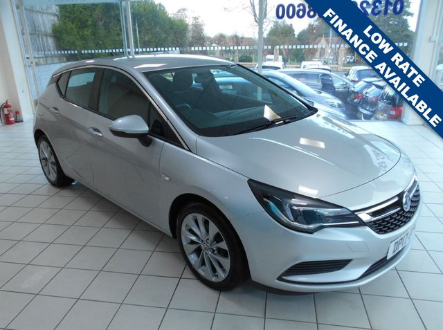 USED 2017 17 VAUXHALL ASTRA 1.6 TECH LINE CDTI 5d 108 BHP FANTASTIC CONDITION AND DRIVE