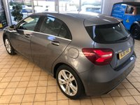 USED 2016 16 MERCEDES-BENZ A-CLASS 1.6 A 200 SPORT PREMIUM 5d Petrol Family Hatchback AUTO with Massive High Spec inc Sat Nav Heated Leather Seats DAB Radio Bluetooth and Full Service History Recent Service & MOT with 2 New Tyres now Ready to Finance and Drive Away Today Full Service History