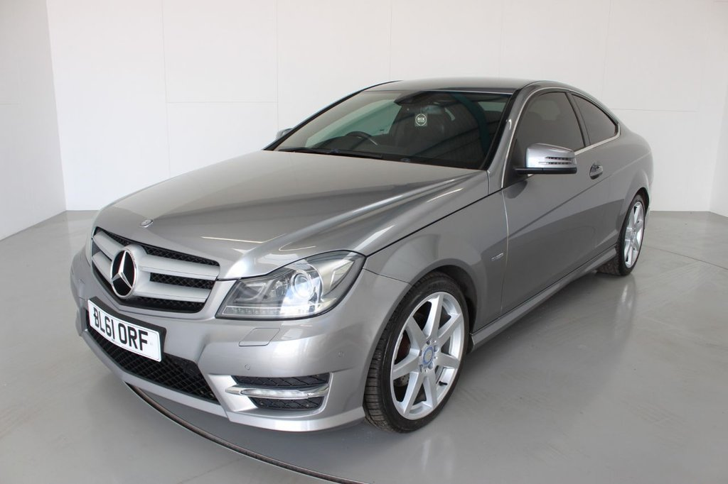 USED 2012 61 MERCEDES-BENZ C-CLASS 2.1 C250 CDI BLUEEFFICIENCY AMG SPORT 2d-18