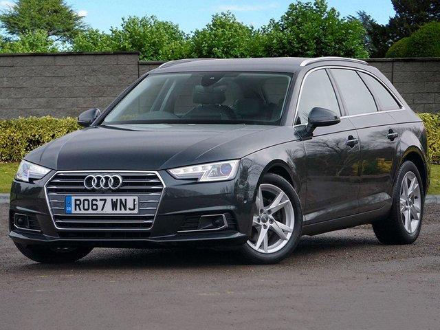 AUDI A4 at Tim Hayward Car Sales