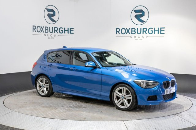 USED 2014 64 BMW 1 SERIES 2.0 116D M SPORT 5DR