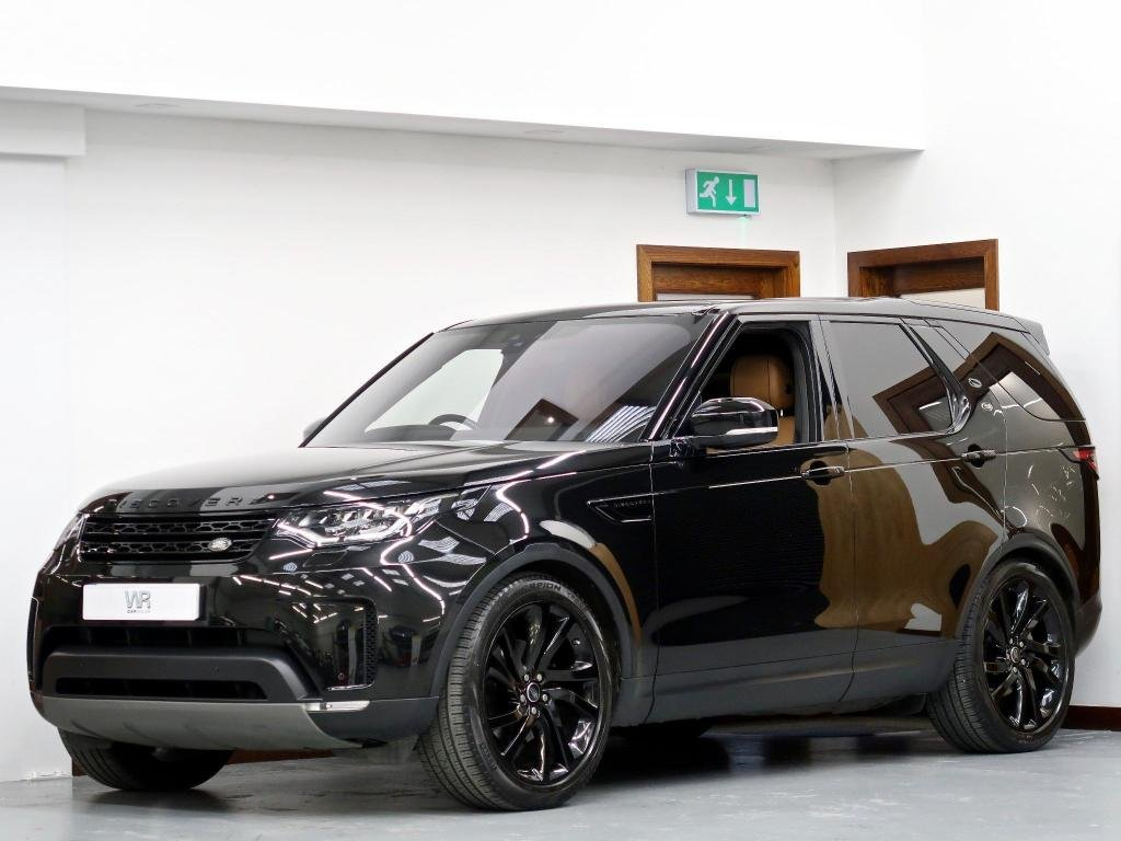 USED 2018 18 LAND ROVER DISCOVERY 3.0 TD V6 HSE Auto 4WD (s/s) 5dr PAN ROOF + GLOSS BLACK PACK