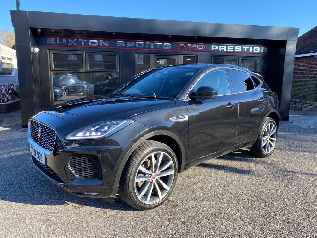USED 2019 19 JAGUAR E-PACE 2.0d R-Dynamic HSE Auto AWD (s/s) 5dr STUNNING EXAMPLE