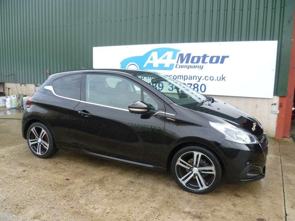USED 2016 16 PEUGEOT 208 1.2 PureTech GT Line (s/s) 3dr WE ARE OPEN BY APPOINTMENT