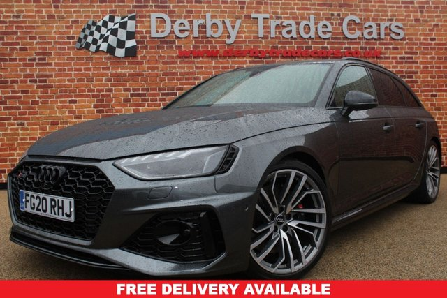 AUDI A4 at Derby Trade Cars