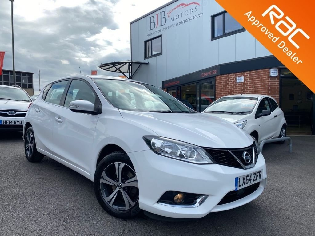 USED 2014 64 NISSAN PULSAR 1.5 ACENTA DCI 5d 110 BHP