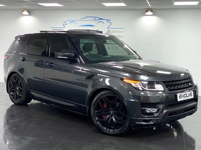 2016 66 LAND ROVER RANGE ROVER SPORT 3.0 SDV6 AUTOBIOGRAPHY DYNAMIC 5d 306 BHP