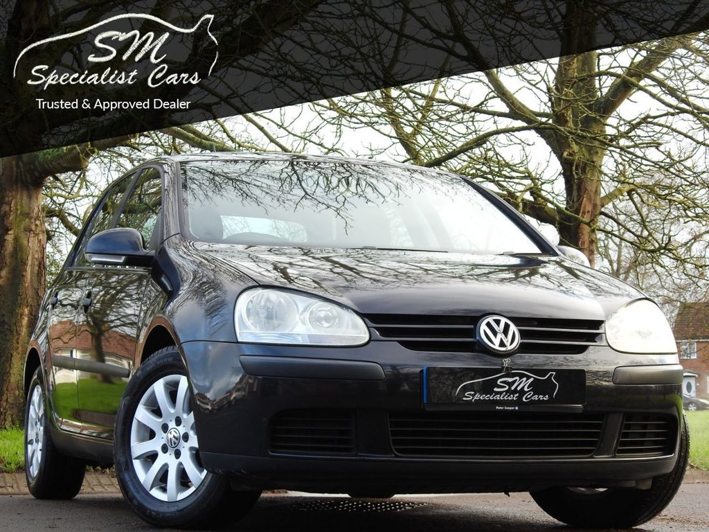 USED 2006 06 VOLKSWAGEN GOLF 1.9 SE TDI 5d 103 BHP OVER 50 MPG FSH VGC