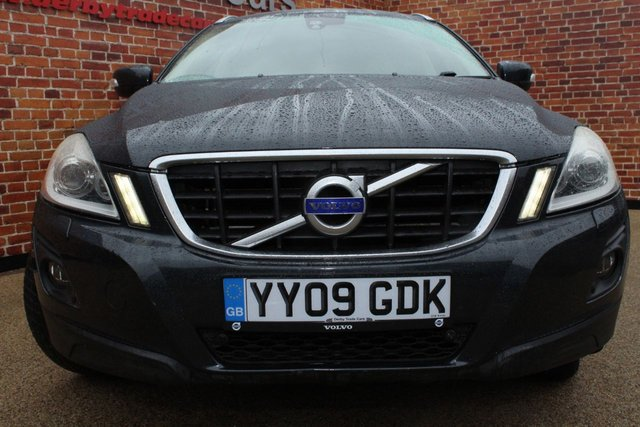 VOLVO XC60 at Derby Trade Cars