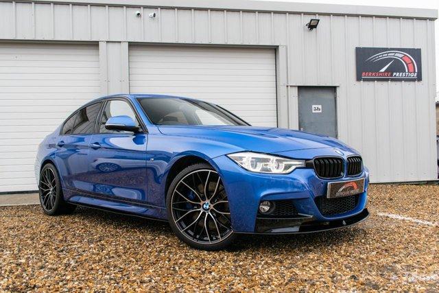 2016 16 BMW 3 SERIES 3.0 335D XDRIVE M SPORT 4d 308 BHP
