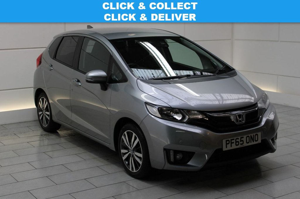 USED 2016 65 HONDA JAZZ 1.3 i-VTEC EX CVT Auto (start/stop)