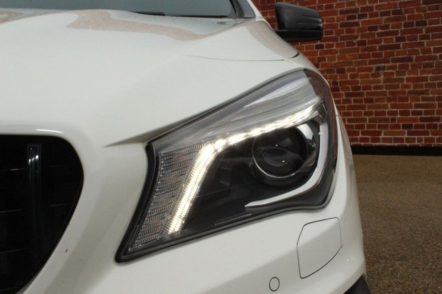 MERCEDES-BENZ CLA at Derby Trade Cars