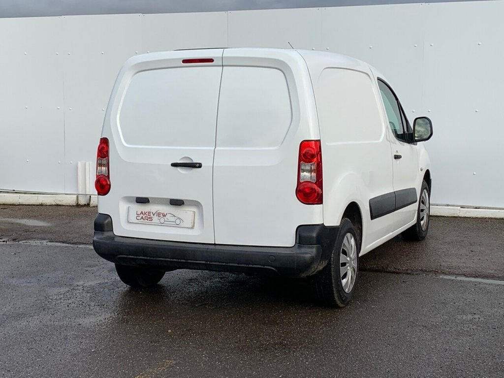 USED 2011 61 CITROEN BERLINGO 1.6 625 LX L1 HDI 74 BHP
