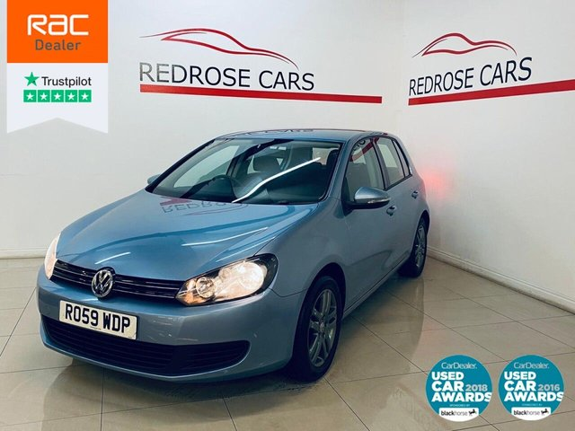 USED 2009 VOLKSWAGEN GOLF 1.4 TSI SE 5dr FULL SRVC, CRUISE CONT, 2 KEYS