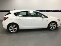 "USED 2011 61 VAUXHALL ASTRA 2.0 CDTi 16V ecoFLEX SRi [165] 5dr (£30  ROAD TAX - 17"" ALLOYS)"
