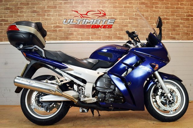 USED 2004 04 YAMAHA FJR 1300 A  - FREE NATIONWIDE DELIVERY