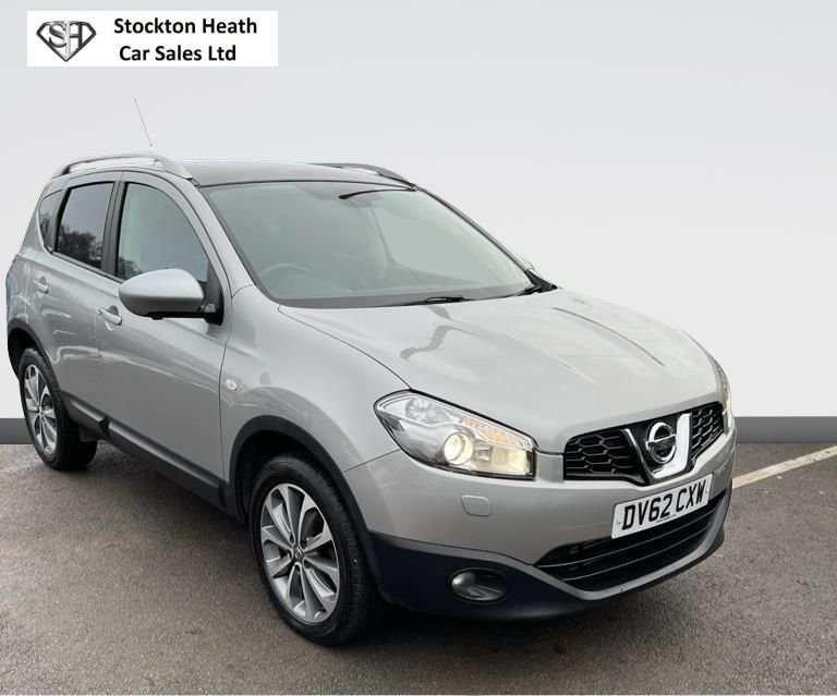 USED 2012 62 NISSAN QASHQAI 1.6 TEKNA IS DCIS/S 5d 130 BHP