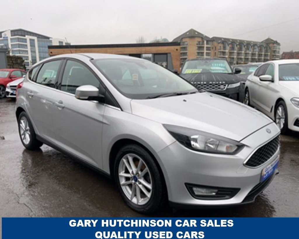 USED 2015 FORD FOCUS 1.0 ZETEC 5d 100 BHP