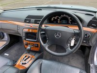 USED 2003 03 MERCEDES-BENZ S-CLASS 3.7 S350 4d 245 BHP
