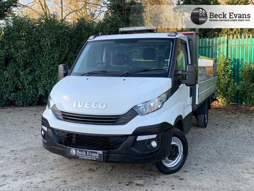 USED 2017 67 IVECO DAILY 2.3 35S14 135 BHP TAILIFT  TAIL LIFT