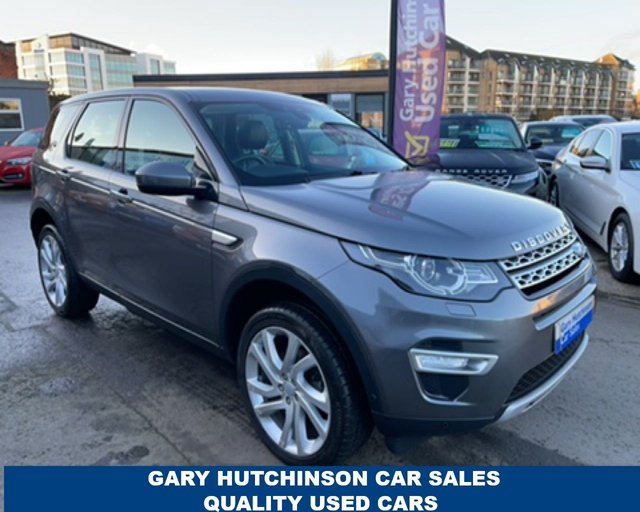 USED 2016 66 LAND ROVER DISCOVERY SPORT 2.0 TD4 HSE LUXURY 5d 180 BHP