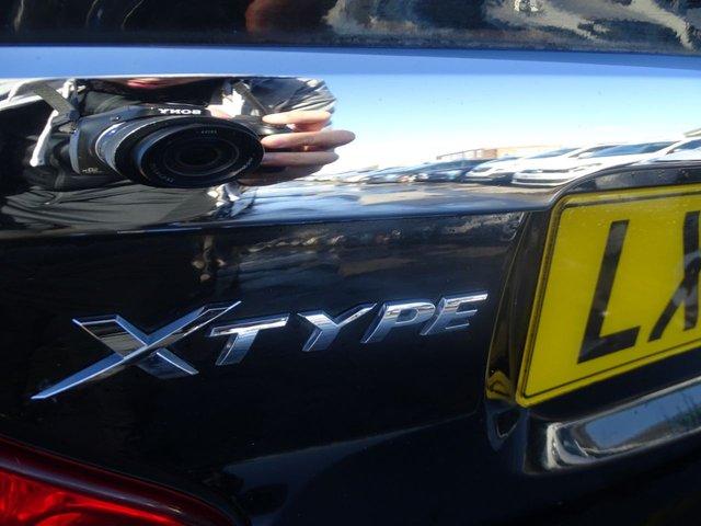 USED 2008 08 JAGUAR X-TYPE 2.0 S 4d 129 BHP 1 YEAR MOT INCLUDED