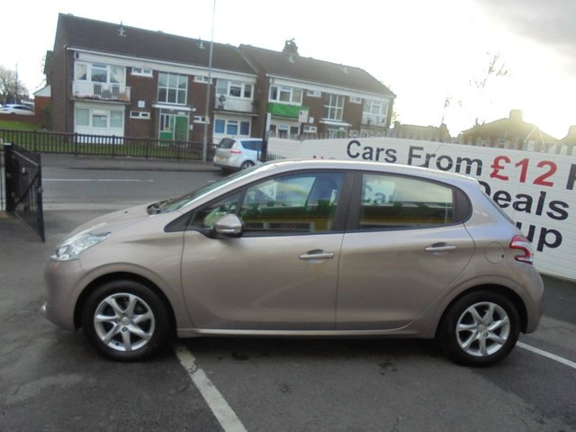 USED 2013 13 PEUGEOT 208 1.2 ACTIVE 5d 82 BHP JUST ARRIVED BUY NOW PAY NEXT YEAR