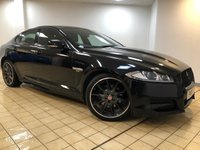 USED 2015 15 JAGUAR XF 2.2 D R-SPORT BLACK 4d Saloon AUTO with Great High Spec Lots of Additional Factory Extras above a Standard R-Sport and Full Jaguar Service History. Recent Service including Air Filter & MOT, New Battery, 2 New Tyres and New Brakes. Now Ready to Finance and Drive Away STYLISH AND SPOTY SALOON WITH ONE FORMER KEEPER AND FULL SERVICE HISTORY