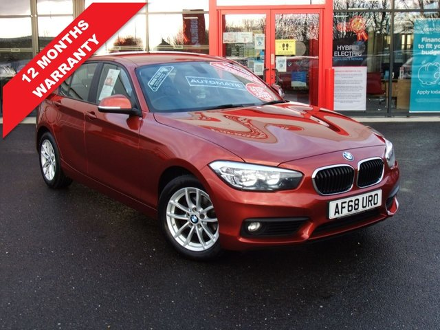 USED 2018 68 BMW 1 SERIES 2.0 118D SE 5d 147 BHP *****12 Months Warranty*****