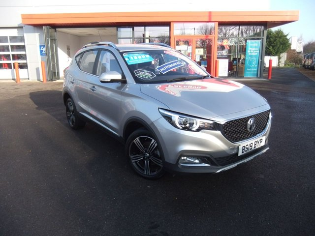 USED 2019 19 MG MG ZS 1.0 EXCLUSIVE 5d 110 BHP Huge Specification