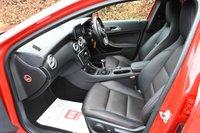 USED 2012 62 MERCEDES-BENZ A-CLASS 1.6 A200 BLUEEFFICIENCY AMG SPORT 5d 156 BHP