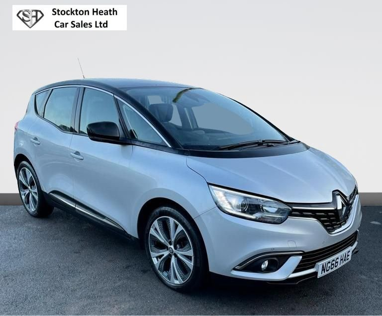 USED 2017 66 RENAULT SCENIC 1.5 DYNAMIQUE NAV DCI 5d 109 BHP