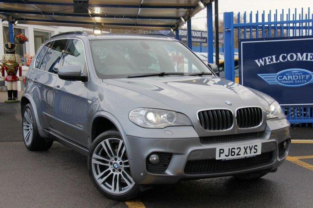2013 62 BMW X5 3.0d X DRIVE 3.0 M SPORT 5DR AUTO