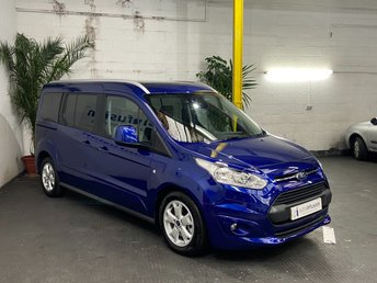 2017 FORD GRAND TOURNEO CONNECT
