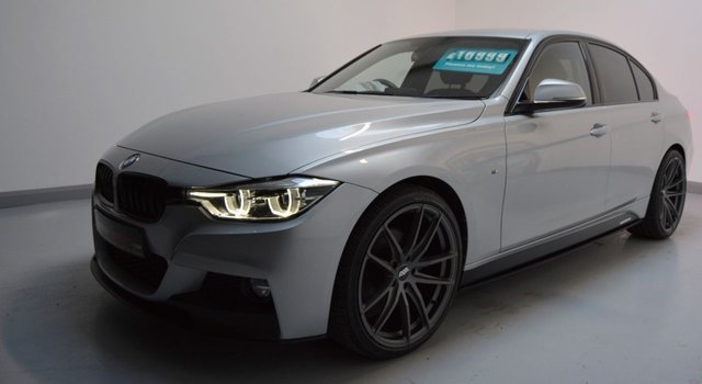 USED 2017 BMW 3 SERIES 2.0 320D M SPORT 188 BHP *M-PERFORMACE KITTED*