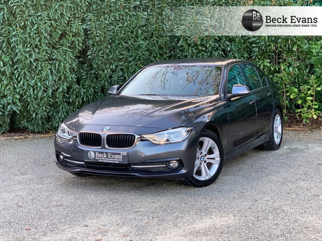USED 2017 67 BMW 3 SERIES 2.0 320D ED SPORT 4d 161 BHP  FULL LEATHER