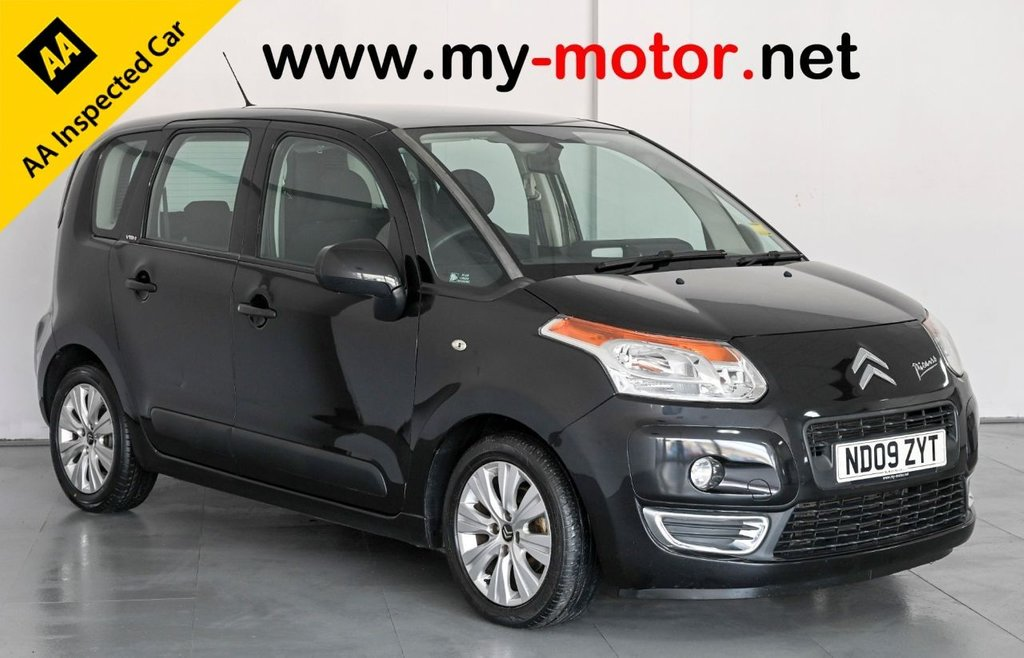 USED 2009 CITROEN C3 PICASSO 1.6 HDi 16V VTR+ 5dr