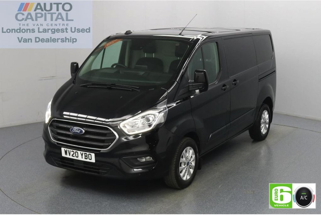 USED 2020 20 FORD TRANSIT CUSTOM 2.0 300 Limited EcoBlue 130 BHP L1 H1 Euro 6 Low Emission Finance Available Online | Eco Mode | Auto Start-Stop | Front and rear parking distance sensors