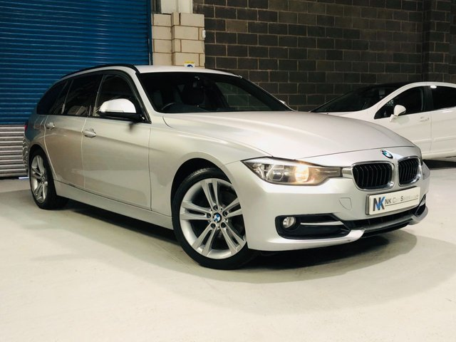2012 62 BMW 3 SERIES 2.0 320D SPORT TOURING 5d 181 BHP