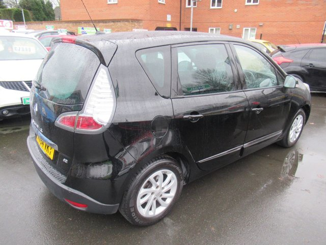 USED 2014 64 RENAULT SCENIC 1.5 DYNAMIQUE TOMTOM ENERGY DCI S/S 5d 110 BHP **JUST ARRIVED 01543 379066**