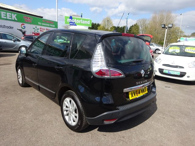 USED 2014 64 RENAULT SCENIC 1.5 DYNAMIQUE TOMTOM ENERGY DCI S/S 5d 110 BHP **JUST ARRIVED ...SAT NAV...FINANCE TODAY !!