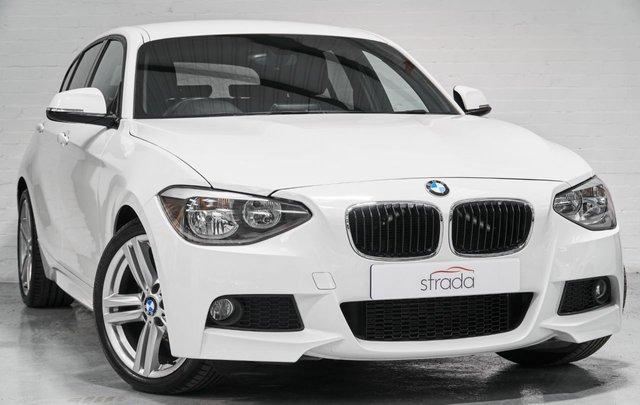 2012 12 BMW 1 SERIES 2.0 118D M SPORT 5d 141 BHP