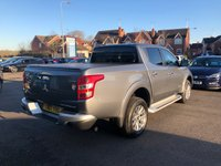 USED 2017 17 MITSUBISHI L200 2.4 DI-D 4WD WARRIOR 4dr 5 Seat Double Cab Pickup 4x4 AUTO Recent Service & MOT & New Brakes Ready to Finance and Drive Away Today. THE PERFECT PICK-UP TO BLEND WORK AND HOME WITH JUST ONE OWNER FROM NEW!