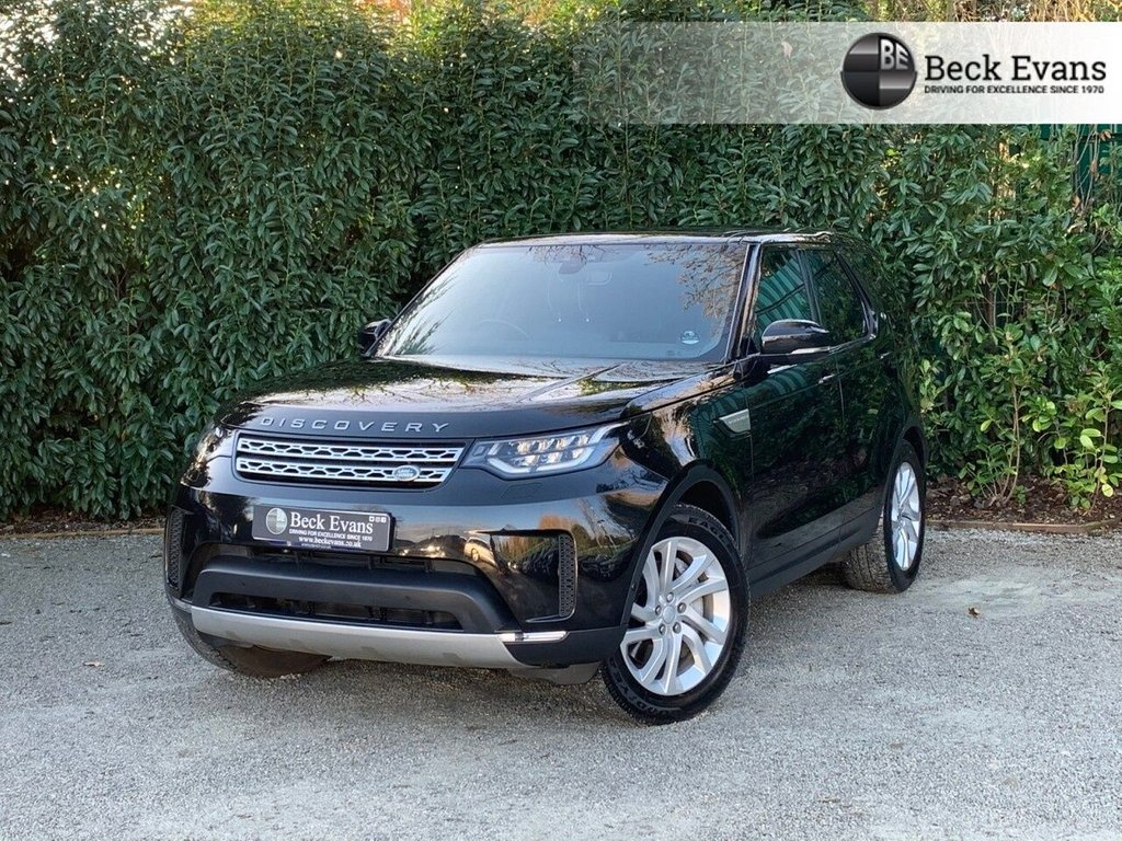 USED 2019 69 LAND ROVER DISCOVERY 3.0 SDV6 COMMERCIAL HSE 302 BHP 5 SEATER 5 SEATER