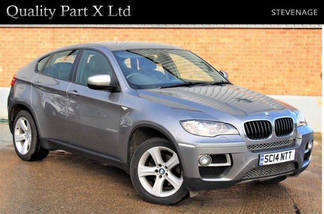 USED 2014 14 BMW X6 3.0 30d xDrive 5dr SATNAV,BLUETOOTH,XENON,SENSORS
