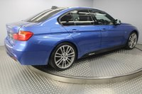 USED 2015 65 BMW 3 SERIES 2.0 320D M SPORT 4d 181 BHP ANDROID SYSTEM SAT/NAV, REVERSE CAMERA, DAB, BLUETOOTH, HEATED SEATS AND STEERING WHEEL, UPGRADED ALLOYS..