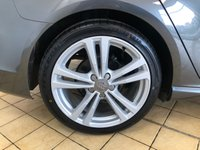 USED 2015 64 AUDI A3 1.6 TDI S LINE 5d Family Hatchback AUTO with Sat Nav Full Leather Bluetooth Great High Spec Recent Service new MOT Timing Belt Replaced and 4 Brand New Tyres now Ready to Finance and Drive Away Today. Good Service History