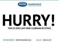 USED 2011 11 MINI CLUBMAN 1.6 ONE 5d 98 BHP